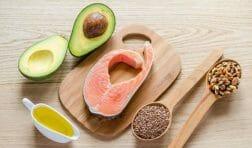 увеличить потребление жиров
