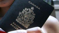 третий пол, паспорт Канады