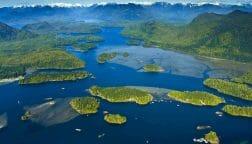 Хайда-Гуаи, Канада остров