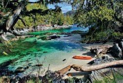 остров Калверт Британская Колумбия
