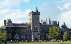 канадские университеты, Times Higher Education (THE)