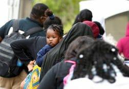 беженцы с Гаити в Канаде