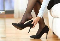 дресс код высокие каблуки