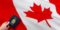 правила получения гражданства Канады