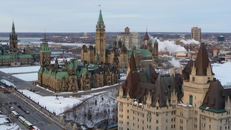 цены на продукты в Канаде, Торонто, Ванкувер