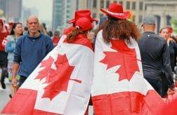 Канада меняет гимн