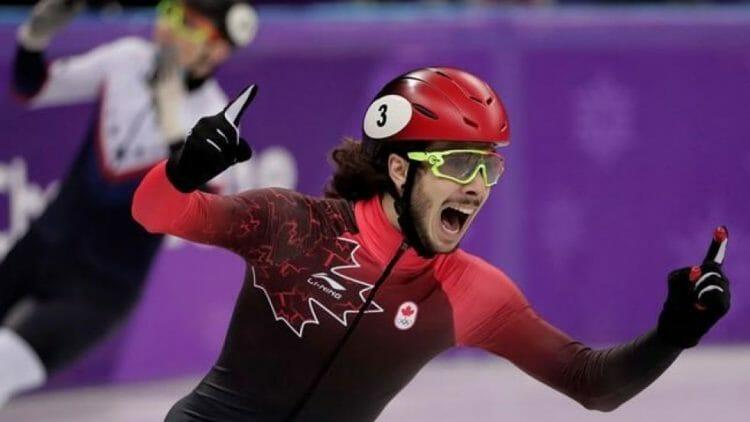 Канада золото Олимпиада