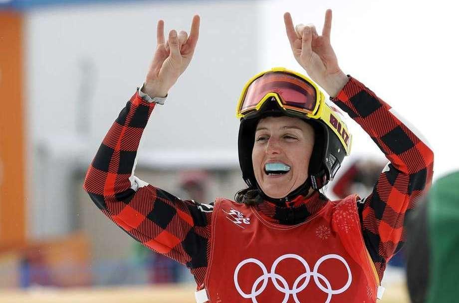 золотые медали Канады