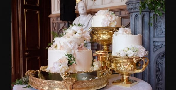 свадебный торт принца Гарри