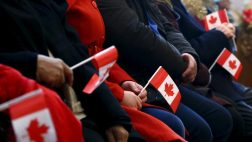 мигранты Канада